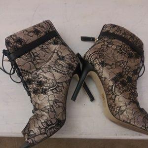 Christian Dior copy booties